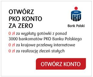 PKO konto za ZERO PKO BP