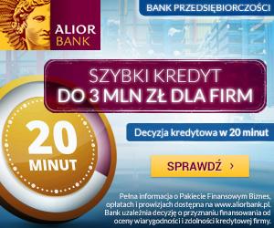 Kredyt dla firm Alior Bank