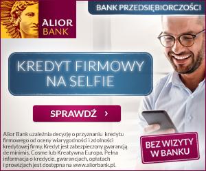 Alior Bank Kredyt firmowy Na Selfie