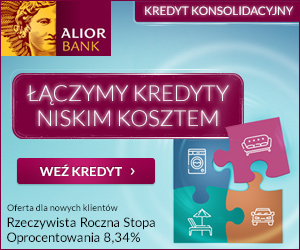 Alior Bank Kredyt konsolidacyjny