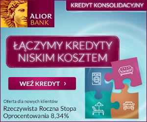 Kredyt konsolidacyjny Alior Bank