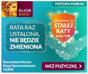 Alior Bank Pożyczka Stabilna