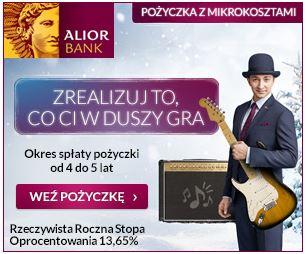 Alior Bank Pożyczka z Mikrokosztami