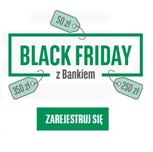 Black Friday z Bankiem BNP Paribas