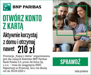 BNP Paribas Kupuj z domu