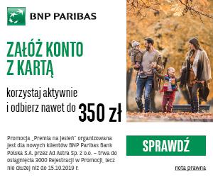 BNP Paribas Premia na Jesień