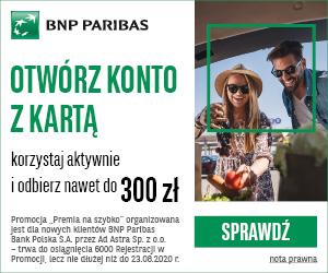 Premia na szybko BNP Paribas