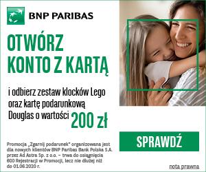BNP Paribas Zgarnij podarunek