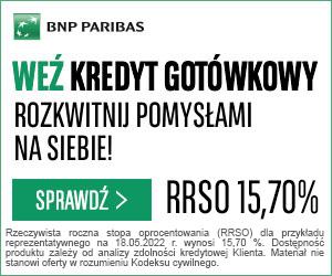 BNP Paribas Kredyt gotówkowy