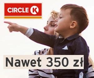 Citi Handlowy Karta Citi + 350 zł do Circle K