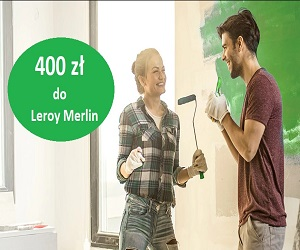 Karta Citi + voucher do Leroy Merlin Citi Handlowy