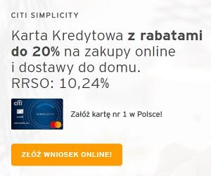 Karta kredytowa z Citi Specials Citi Handlowy