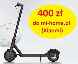 Citi Handlowy Karta Citi + 400 zł do mi-home