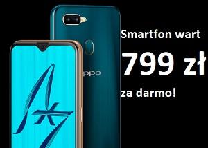 Citi Handlowy Karta Citi + smartfon OPPO A7