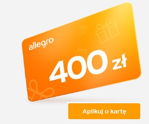 Citi Handlowy Karta kredytowa + voucher Allegro 400 zł