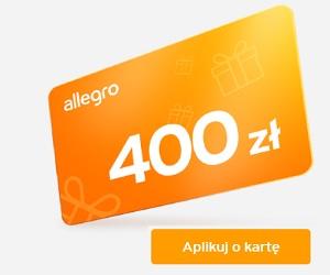 Karta kredytowa + voucher Allegro Citi Handlowy