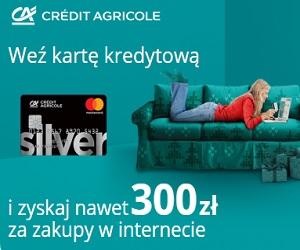 Credit Agricole Karta kredytowa
