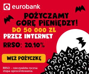 Pożyczka przez Internet Eurobank