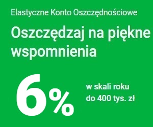 Getin Bank Elastyczne konto oszczędnościowe