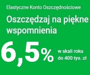 Elastyczne konto oszczÄ™dnoÅ›ciowe Getin Bank