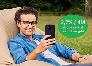 Getin Bank Konto oszczędnościowe