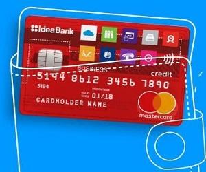 Karta dla firm Idea Bank