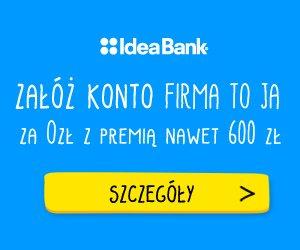 Konto FIRMA to JA Idea Bank