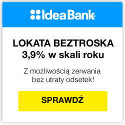 Idea Bank Lokata BEZTROSKA