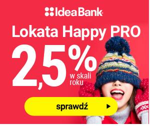 Idea Bank Lokata HAPPY PRO