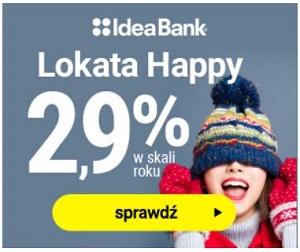 Idea Bank Lokata HAPPY