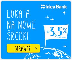 Lokata NA NOWE ÅšRODKI Idea Bank