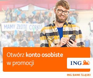 ING Bank Śląski Konto Direct z premią
