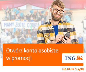 Konto Direct z premią ING Bank Śląski