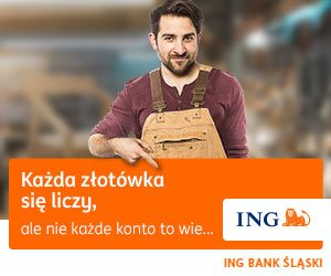 Konto Direct dla firm ING Bank Śląski