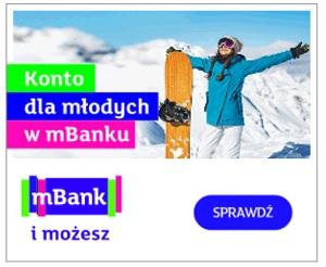mBank eKonto możliwości