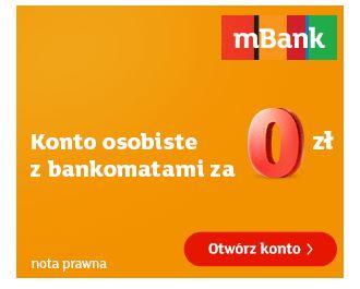 mBank eKonto z premią