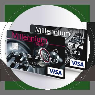 Bank Millennium Karta Millennium Alfa