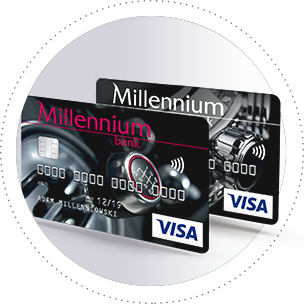 Karta Millennium Alfa Bank Millennium