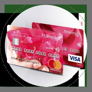 Bank Millennium Karta Millennium Impresja