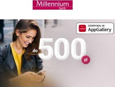 Millennium Konto 360° + do 300 zł premii