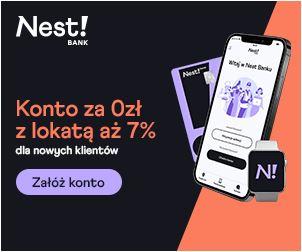Nest Bank Lokata WITAJ