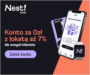 Lokata WITAJ Nest Bank