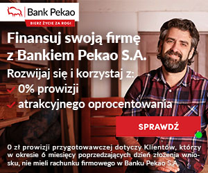 Pekao Kredyt dla firm