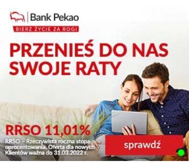 Pekao Pożyczka Konsolidacyjna