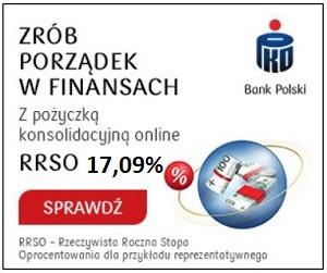 Kredyt konsolidacyjny PKO BP