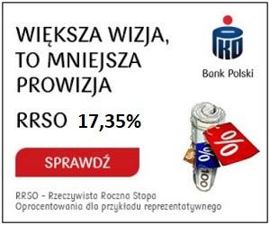 Szybka pożyczka PKO BP