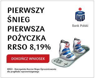 PKO BP Pożyczka gotówkowa