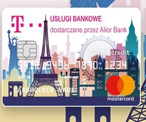 Karta kredytowa T-Mobile Usługi Bankowe