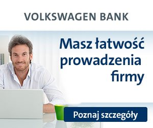 Plus Konto Biznes Volkswagen Bank